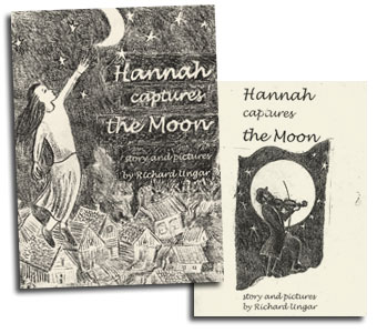 Hannah Captures The Moon